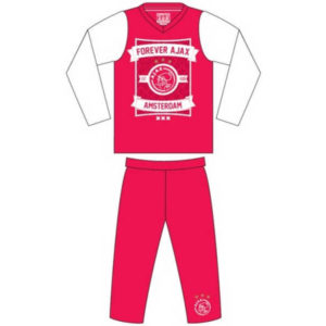 Ajax pyjama for ever rood wit – MAAT 092