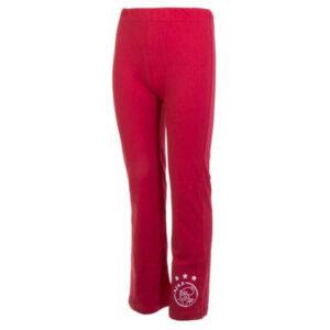 Ajax pyjama-broek AFC rood wit (INCOMPLEET) – MAAT 176