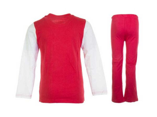 Ajax pyjama AFC rood wit – MAAT 164