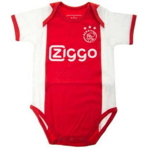 Ajax rompertje Ziggo rood wit – MAAT 74-80