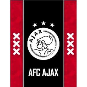 Ajax schriften A5 rood zwart (3-pack)