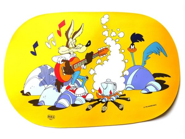 Looney Tunes placemat geel